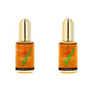 LitoOil trawa cytrynowa i naturalny
